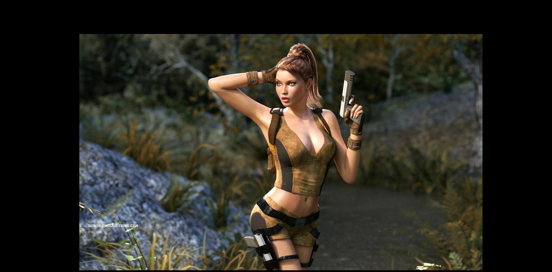 Lara Croft XXX Tomb Raider Videos Hentai